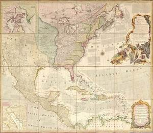 what items are from the american continent the 1763 treaty of paris rewrites the map of north america