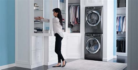 Quietest Washer Dryers, 2nd Floor Guarantee   Electrolux