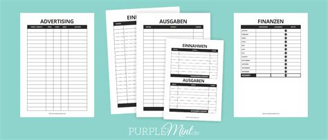 blogplaner    printable purplemintde