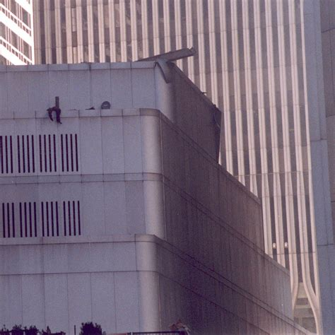 Splattered Remains Of 911 Jumpers Morbidreality