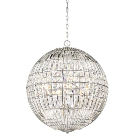 minka lavery   chrome palermo  light  wide