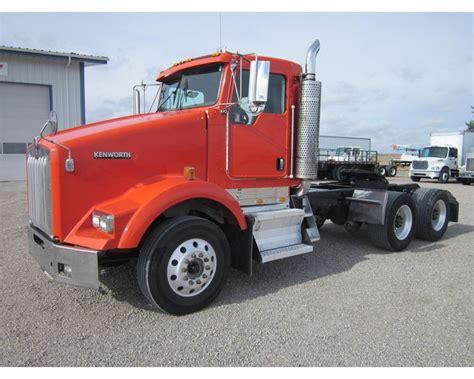 2007 kenworth trucks for sale 2007 kenworth t800 day cab truck for sale aberdeen id