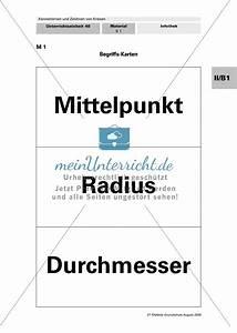 Strahlensätze Berechnen : geometrie radius durchmesser mittelpunkt grundlagen ~ Themetempest.com Abrechnung