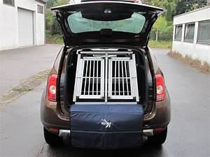 Dimension Coffre Duster : n15 bo te de transport pour chien gitterbox bo te de transport en aluminium ebay ~ Medecine-chirurgie-esthetiques.com Avis de Voitures