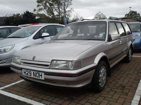 1991 Rover Montego 2.0 GTi Estate | Alan Gold | Flickr
