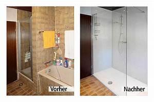 Badrenovierung Vorher Nachher : stunning badezimmer vorher nachher gallery ~ Sanjose-hotels-ca.com Haus und Dekorationen