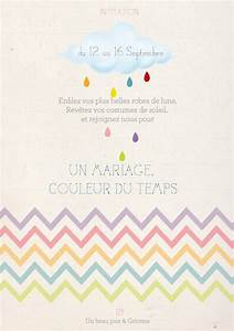 Rainbow wedding invitations | ♥ Rainbow Weddings | Theme ...