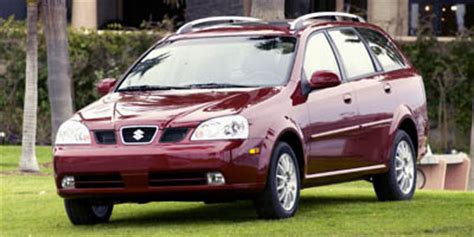 2005 Suzuki Forenza Reviews by 2005 Suzuki Forenza Review Ratings Specs Prices And