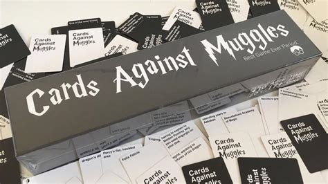 Cards against humanity v2.0 uk edition card game. Harry Potter Edition Cards Against Humanity - Timber Games