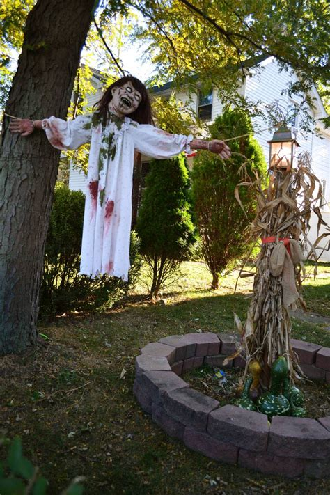 35 Best Ideas For Halloween Decorations Yard With 3 Easy Tips