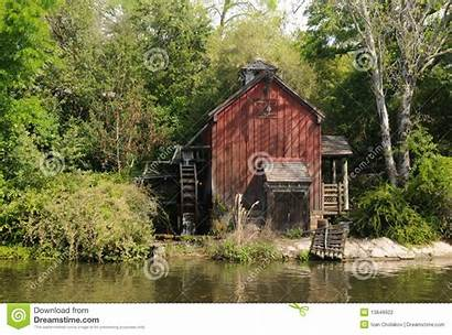 Mill Water Lake Quiet Near