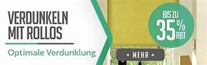 Rollos Zum Verdunkeln : jalousien rollos online kaufen bei online shop ~ Markanthonyermac.com Haus und Dekorationen