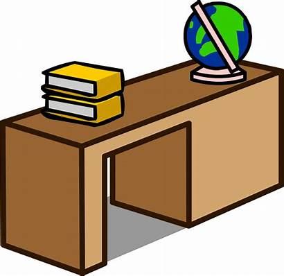 Desk Student Clipart Change Clipground Sprite Help