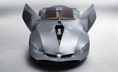 New Bmw Concept Car Has A Cloth Skin