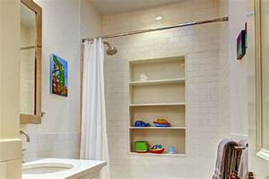 Bathroom, Showers