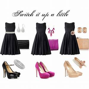 Cute Black Dresses Polyvore | www.pixshark.com - Images ...