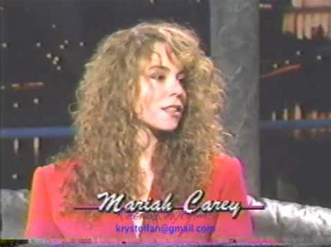 mariah carey   tv interview part  youtube