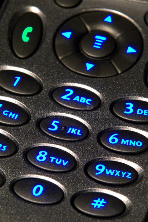 Tastiera Illuminata by Tastiera Illuminata Telefono Delle Cellule Fotografia