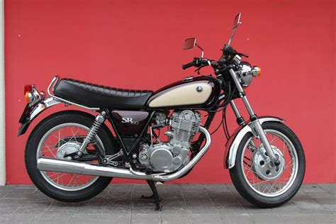 yamaha sr 500 kaufen motorrad occasion kaufen yamaha sr 500 hans leupi gmbh meggen