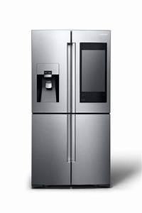 Samsung Kühlschrank Display : ces 2016 samsung bringt smarten k hlschrank mit riesigem display und kameras euronics trendblog ~ Frokenaadalensverden.com Haus und Dekorationen