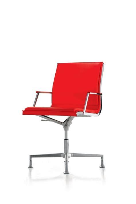 pied fauteuil de bureau fauteuil design de bureau pied fixe nulite rembourré pivotant cuir pleine fleur