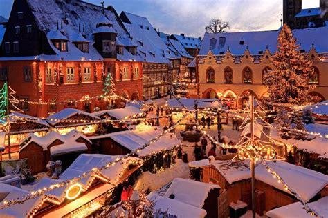 weihnachtsmarkt und wald  goslar der weihnachtsmarkt im