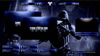 destiny twitch rev overlay panels brb offline youtube