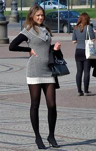 Fashion tights skirt dress heels  Dresses-sexy dress outfit with nylons pantyhose high heels