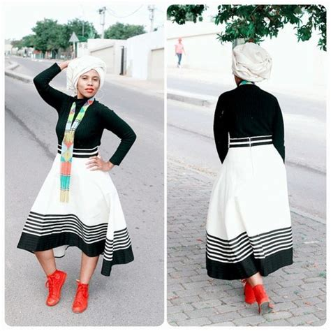 Xhosa outfits - Google Search | Afri Chic | Pinterest | Xhosa Google and Outfit