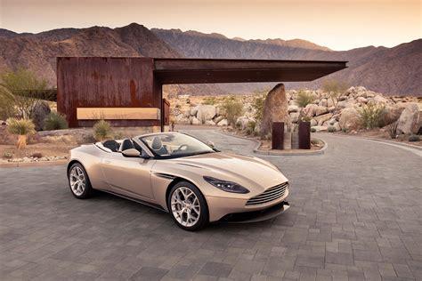 2018 Aston Martin Db11 Volante Review,trims, Specs And