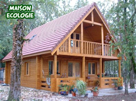 maison ecologie constructeur de maison bois et chalet en kit