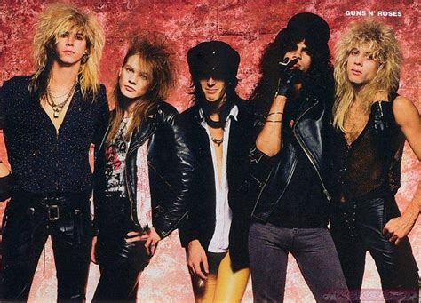 Guns 'n Roses Pictures