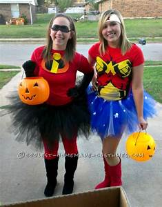 Cheap and Easy Homemade Incredibles Costume | Incredibles ...