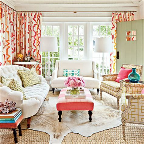 Hello, HAPPY! {4 Cheery Summery Spaces}   The Inspired Room