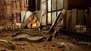 Make A Violins Wallpaper WallpaperLepi