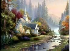 An American Artist The Life Story of Thomas Kinkade YouTube