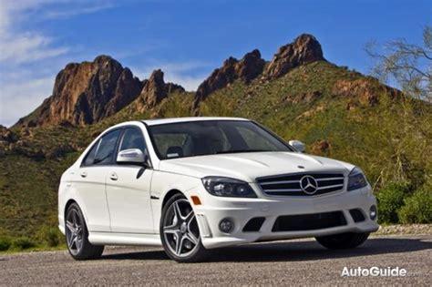2009 Mercedes-benz Luxury Sedan C63 Amg Review