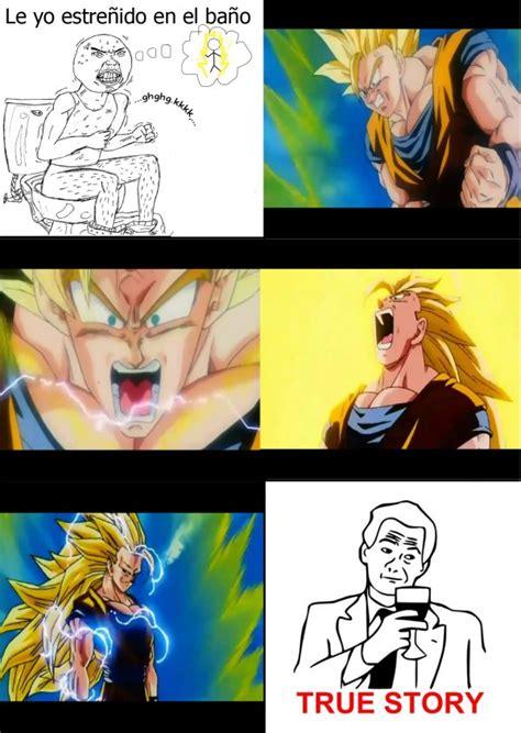 Memes De Dragon Ball Z En Espaã Ol - memes de dragon ball z humor taringa