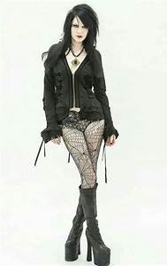 18 best Alexia images on Pinterest   Goth girls Goth style and Gothic girls