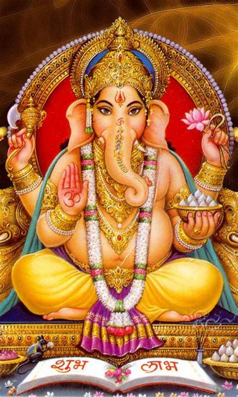 God Ganesh Wallpaper For Mobile Hd by Lord Ganesha Wallpapers Free Mobile Gallery