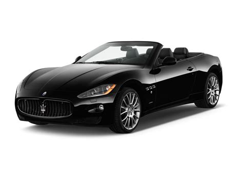 Image 2012 Maserati Granturismo 2door Convertible
