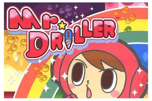 Mr driller dreamcast download :: klebimaschel