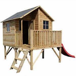 Maison Enfant Castorama : cabane en bois pour enfants luka maisonnette en bois ~ Premium-room.com Idées de Décoration