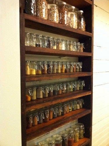 Built In Spice Rack by Heres A Built In Spice Rack Decorating Tips For