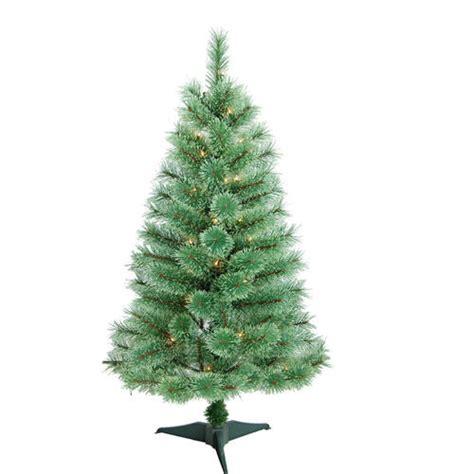 4 prelit cashmere christmas tree at menards 174