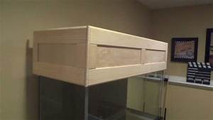 Diy Fish Tank Stand And Canopy Plans Diy Free Download Benchtop Table Saw Workstation Plans