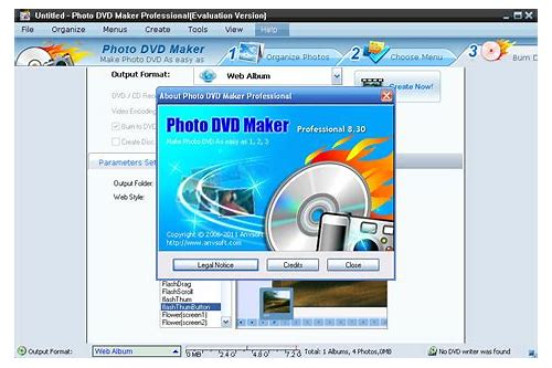 photo dvd maker professional download free