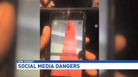Parents, police speak out about the dangers of social ...