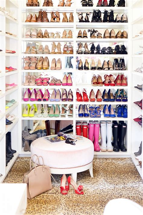 Closet Organizing Tips To Incorporate From These Dream Closets