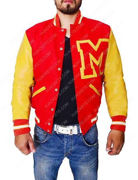 jackets letter jacket emporium michael jackson letterman jacket m logo varsity jacket 10668